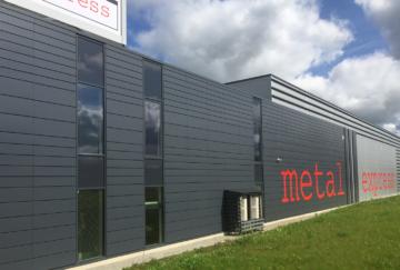 Metal express, Saue, Igaunija
