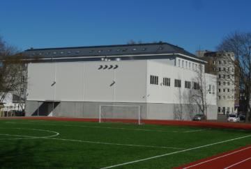 Kadrioru vidusskolas sporta halle, Igaunija