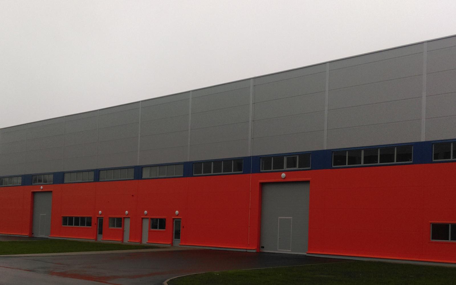Biznesa komplekss Jelgavā
